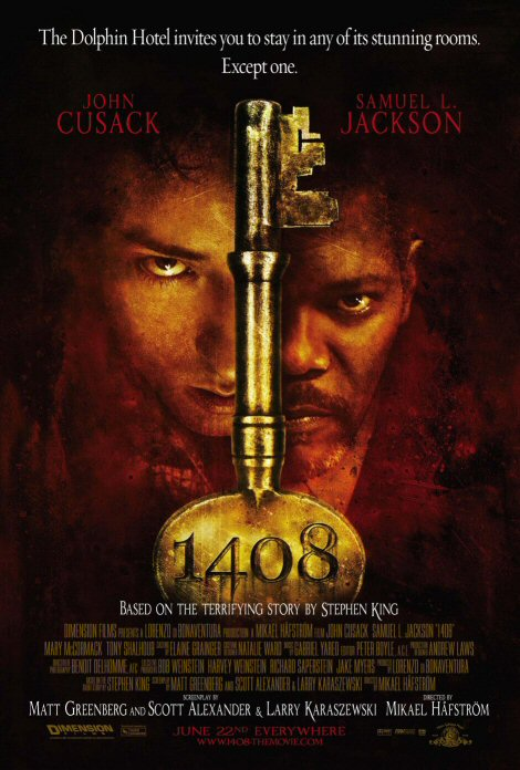 1408 Film Review